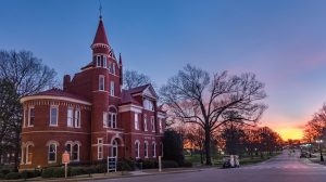 Several programs in the UM College of Liberal Arts, headquartered in Ventress Hall, have risen in the latest rankings of graduate programs by U.S. News & World Report. Photo by Robert Jordan/Ole Miss Communications