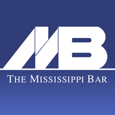 Mississippi Bar Association Logo